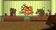 The Brrrgh Gag Shop interior