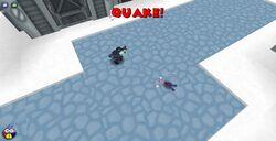 Quake hits Toon