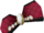Red Fancy Hair Bow