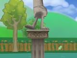 Toon Authority Statue