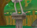 Toon Wave Statue