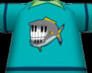 Profishional Angler Shirt