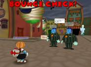 Bounce check