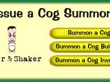 Cog Summon
