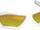 White Narrow Glasses