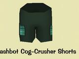 Cashbot Cog-Crusher Shorts