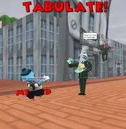 Tabulate Number Cruncher