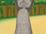 Toon Victory Statue