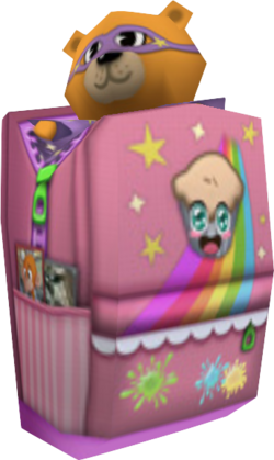 ToonFest 2016 Pink Attendee Backpack.png