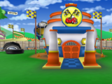 Goofy's Kart Shop