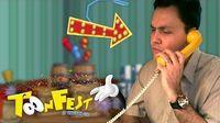 OMG!Con 2016 - Jesse Schell Talks ToonFest AGAIN!