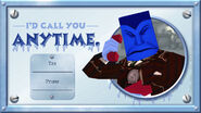 ValenToon's Day Card - Cold Caller