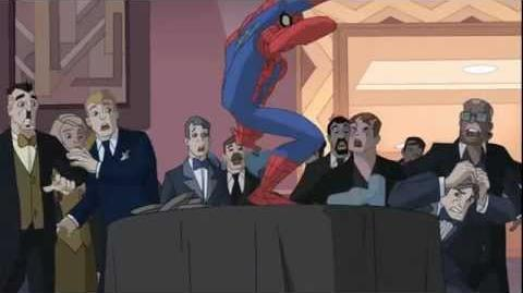 The Spectacular Spider-Man Episode 7 - Catalysts HQ