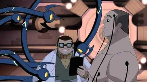 The Spectacular Spider-Man Episode 5- Competition HQ