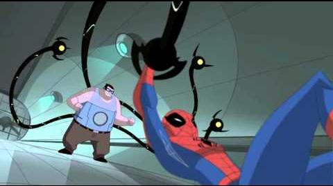 The Spectacular Spider-Man Episode 8 - Reaction HQ