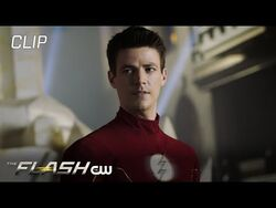 The Flash - Season 7 Episode 18 - Barry Asks August What He Wants Scene - The CW