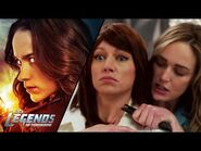 DC's Legends Of Tomorrow's Wynonna Earp Reference