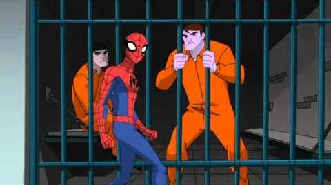 The Spectacular Spider-Man Season 2 Episode 12-Opening Night HQ
