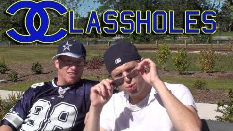 Classholes Adventures of Ralphie and Billy