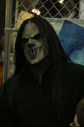 Scarry lookin Mick Thomson