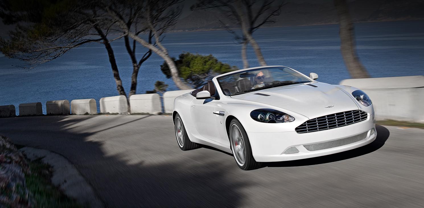Aston Martin Db9 Volante Top Gear Wiki Fandom