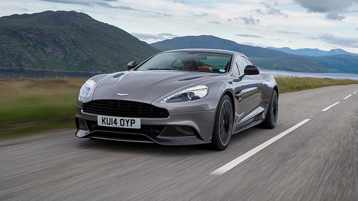 Aston Martin Vanquish Top Gear Wiki Fandom