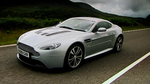 Aston Martin Vantage Top Gear Wiki Fandom