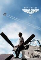 Top Gun Maverick Poster 2