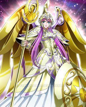 Athena Saint Seiya Top Strongest Wikia Fandom