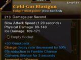 Cold-Gas Blastgun