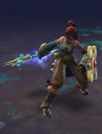 Winter's Reach (Unique Armor Set - TL2)