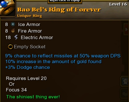 Bao Bei's Ring of Forever