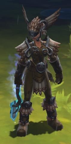 Phoenix (Rare Armor Set - TL2)