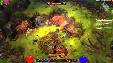Torchlight 2 Beta Berserker Gameplay