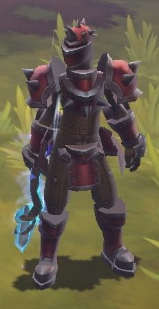 Praetorian (Rare Armor Set - TL2)