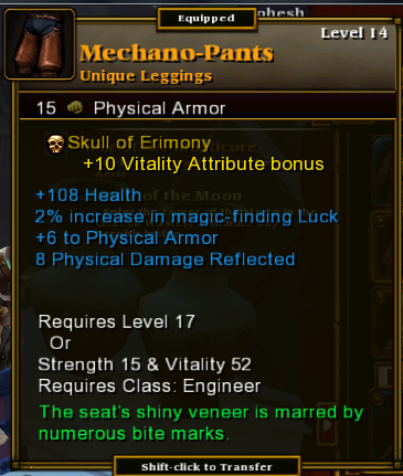 Mechano-Pants