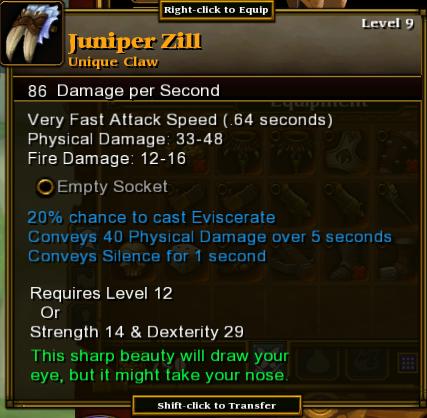Juniper Zill