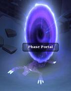Phase portal