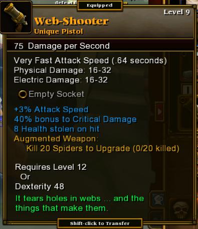 Web-Shooter