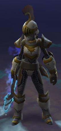 Adventurer (Rare Armor Set - TL2)