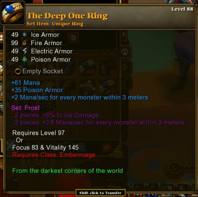 The Deep One Ring