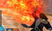 Flame Kugi Punch 2