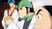 Coco, Toriko, and Komatsu ready to rumble Eps 90