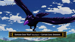 Emperor Crow, Kiss.jpg