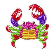Ruby Crab (Colors) GM