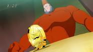 Livebearer shocked coin stood up Eps 90