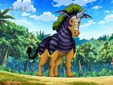 Devil Plant Horse