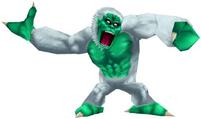 Rey de la Tierra Gs2 piel verde