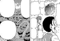Serpiente Madre Longitud(Manga)