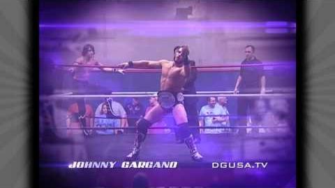 EVOLVE 15 DVD Trailer Featuring Johnny Gargano vs. Chuck Taylor And El Generico vs